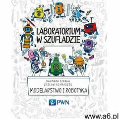 Laboratorium w szufladzie Modelarstwo i robotyka - Zasław Adamaszek - ebook - ogłoszenia A6.pl