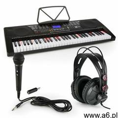 Schubert Etude 225 USB keyboard dla początkujących ze słuchawkami i mikrofonem (4260528635702) - ogłoszenia A6.pl