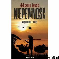 Niepewność. Wspomnienia z wojny (216 str.) - ogłoszenia A6.pl