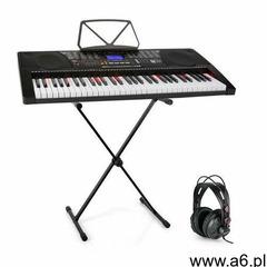 Elektronik-star Schubert etude 225 usb keyboard do nauki gry ze stojakiem isłuchawkami - ogłoszenia A6.pl