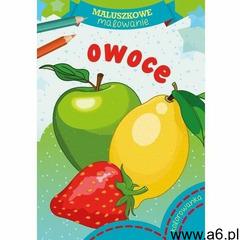 Maluszkowe malowanie. Owoce (9788379157624) - ogłoszenia A6.pl