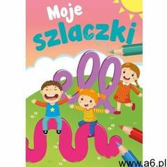 Moje szlaczki (9788379158089) - ogłoszenia A6.pl