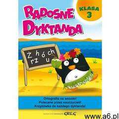 Radosne Dyktanda Klasa 3 (2012) - ogłoszenia A6.pl