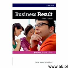 Business Result: Advanced: Teacher's Book and DVD (9780194739115) - ogłoszenia A6.pl