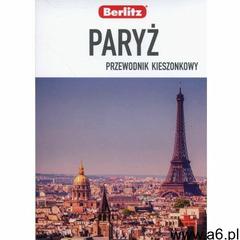 Paryż. Przewodnik kieszonkowy, oprawa miękka - ogłoszenia A6.pl