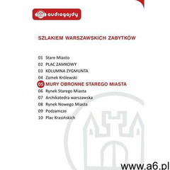 Mury obronne Starego Miasta. Szlakiem warszawskich zabytków - ogłoszenia A6.pl