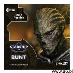 Starship T.1 Bunt audiobook (9788381943727) - ogłoszenia A6.pl