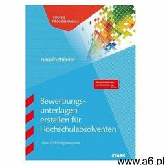 Bewerbungsunterlagen erstellen für Hochschulabsolventen Schrader, Hans-Christian - ogłoszenia A6.pl