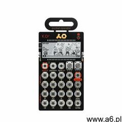 Teenage Engineering Pocket Operator PO-33 KO sampler lo-fi, syntezator i sekwencer - ogłoszenia A6.pl