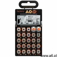 Teenage Engineering Pocket Operator PO-16 factory syntezator brzemień lead/melodii i sekwencer - ogłoszenia A6.pl