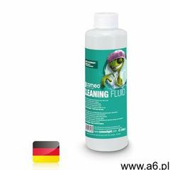 Cameo cleaning fluid 0,25l-specjalny płyn do czyszczenia wytwornic mgły, 250 ml - ogłoszenia A6.pl