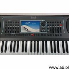 sd 7 keyboard / stacja robocza marki Ketron - ogłoszenia A6.pl