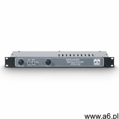 Palmer PDI 03 symulator głośnika z modułem Loadbox, 16Ohm - ogłoszenia A6.pl