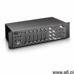 LD Systems ZONE 624 4-strefowy mikser 19″, 3U - ogłoszenia A6.pl
