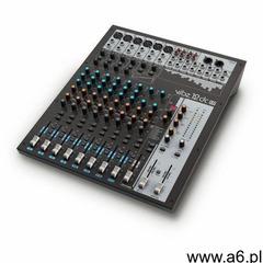 LD Systems VIBZ 12 DC mikser analogowy z DFX i kompresorem, 12-kanałowy - ogłoszenia A6.pl