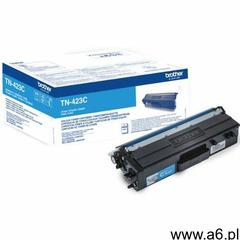 Brother tn-423c laser cartridge 4000strony ciemnoniebieski toner laserowy - ogłoszenia A6.pl