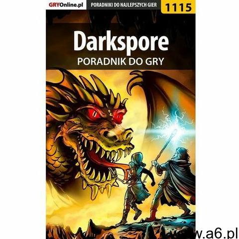 Darkspore - Maciej Kozłowski «Czarny» - ebook - 1