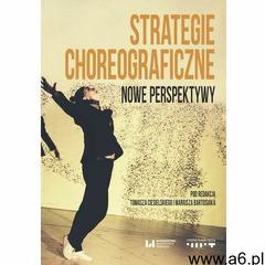 Strategie choreograficzne - No author - ebook - ogłoszenia A6.pl