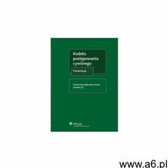 Kodeks postępowania cywilnego. Prezentacje - Elwira Marszałkowska-Krześ - ebook - ogłoszenia A6.pl