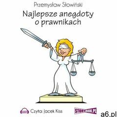 Najlepsze anegdoty o prawnikach - Przemysław Słowiński (2014) - ogłoszenia A6.pl