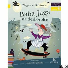 Baba Jaga Na Deskorolce (9788328124622) - ogłoszenia A6.pl