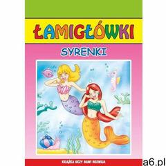 Syrenki. Łamigłówki (9788378984252) - ogłoszenia A6.pl