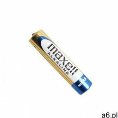 Bateria alkaliczna r03 marki Maxell - ogłoszenia A6.pl