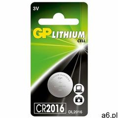 GP Batteries bateria CR 2016 (1szt.) (4891199003707) - ogłoszenia A6.pl