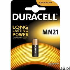 1 x bateria do pilota samochodowego a23 marki Duracell - ogłoszenia A6.pl