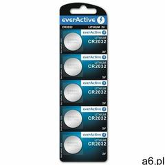 5x bateria litowa mini everActive CR2032, CR20325BL - ogłoszenia A6.pl