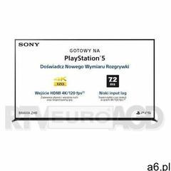 TV LED Sony KD-85ZH8 - ogłoszenia A6.pl