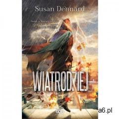 Wiatrodziej - Susan Dennard (MOBI), Sine Qua Non - ogłoszenia A6.pl