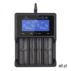 ładowarka do akumulatorów cylindrycznych Li-ion i NiMH Xtar VC4, VC4 - ogłoszenia A6.pl