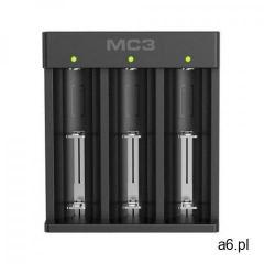 Ładowarka do akumulatorów cylindrycznych Li-ion 18650 Xtar MC3 - ogłoszenia A6.pl