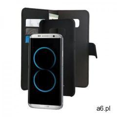 Etui PURO Wallet Detachable 2w1 do Samsung Galaxy S8 Plus Czarny (8033830185144) - ogłoszenia A6.pl
