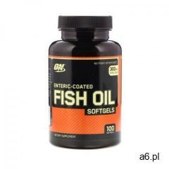 Optimum nutrition olej rybny fish oil 100 kaps (5060469983622) - ogłoszenia A6.pl