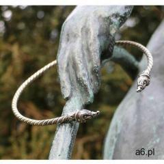 Naszyjnik wikingów midgardsormr srebro sbr447 marki Płatnerze - ogłoszenia A6.pl