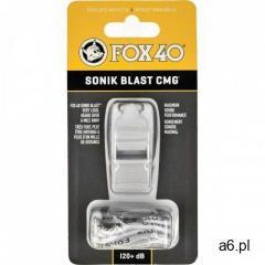Fox 40 Gwizdek sędziowski sonik cmg blast biały (0066143999410) - ogłoszenia A6.pl