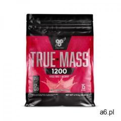 true mass 1200 gainer 4.53kg lody waniliowe marki Bsn - ogłoszenia A6.pl