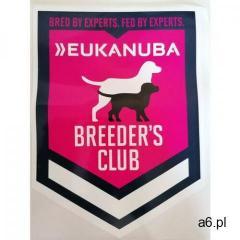 naklejka breeder's club - darmowa dostawa od 95 zł! marki Eukanuba - ogłoszenia A6.pl