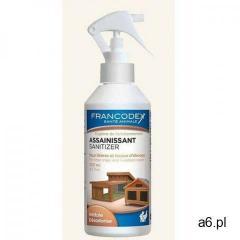 Francodex środek odkażający i odświeżający do kuwet i klatek dla zwierząt 500 ml - darmowa dostawa o - ogłoszenia A6.pl