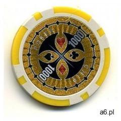 Mks Żeton do gry z nominałem 1000 kasyno poker - ogłoszenia A6.pl