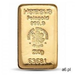 Pamp, argor-heraeus 250 g sztabka złota - wysyłka 24 h! - ogłoszenia A6.pl