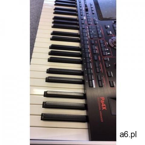 Korg PA4X keyboard 61 klawiszy(B-STOCK) - 1