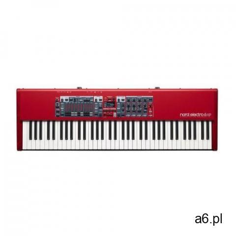 Nord Electro 6 HP 73 organy, piano i syntezator - 1