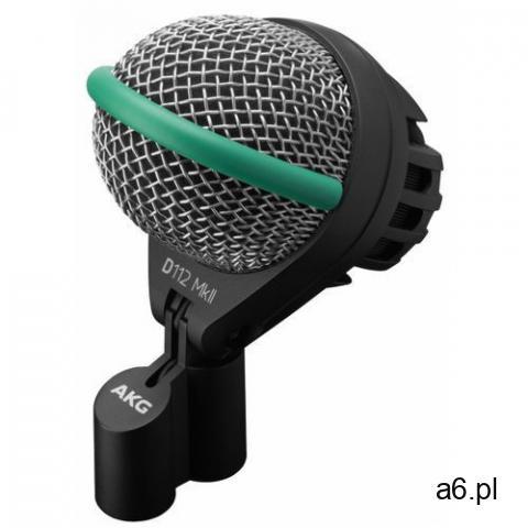 Akg d-112 mkii mikrofon dynamiczny do stopy - 1