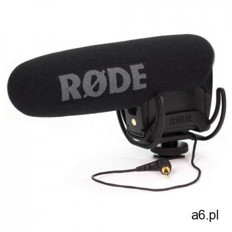 videomic pro rycote mikrofon do kamery mono, uchwyt elastyczny firmy rycote marki Rode - 1