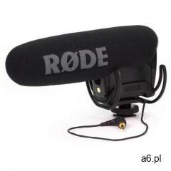 videomic pro rycote mikrofon do kamery mono, uchwyt elastyczny firmy rycote marki Rode
