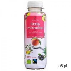 Little miracles (napoje orzeźwiające) Napój orzeźwiający o smaku czarnej herbaty, brzoskwini, acai,  - ogłoszenia A6.pl