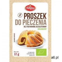 Amylon (budynie, galaretki,kisiele,cukry, skrobie Proszek do pieczenia bezglutenowy bio 12 g - amylo - ogłoszenia A6.pl